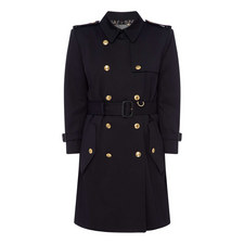 Belted Trench Coat