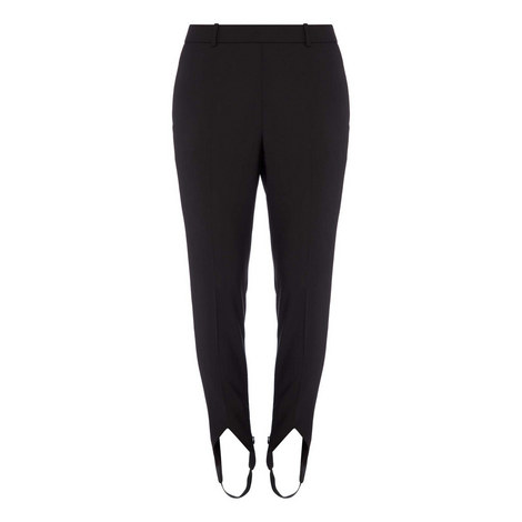 Tailored Ankle Trousers, ${color}