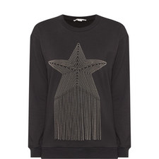 Star Tassel Sweatshirt