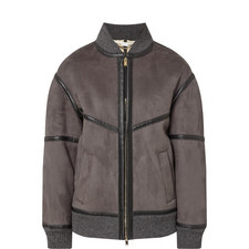 Bomber Collar Jacket