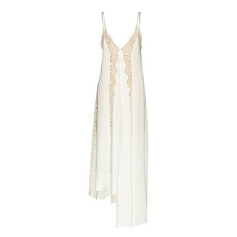 Silk Lace Slip Dress, ${color}
