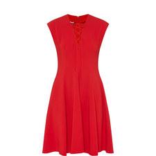 Cady Tie Detail Dress