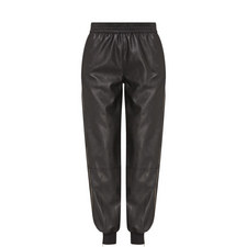 Alicia Faux Leather Trousers