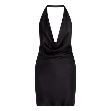 Alterneck Dress, ${color}