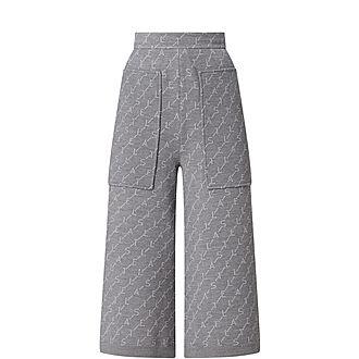 Monogram Trousers
