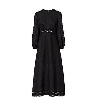 Sheer End Dress