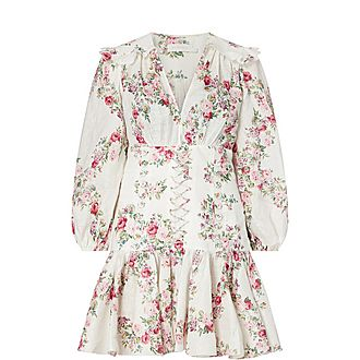 Corset Mini Dress