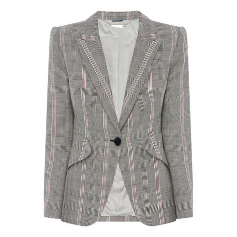 Checked Jacket, ${color}