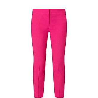 Classic Cropped Trousers
