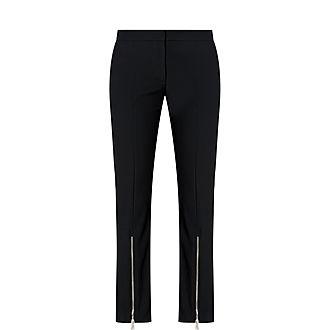 Punk Zip Trousers