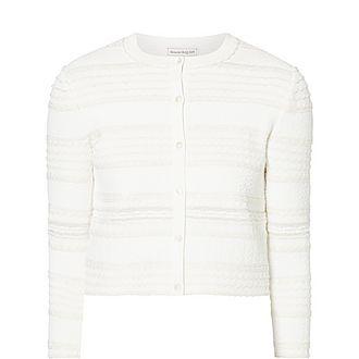Long Sleeve Knit Cardigan