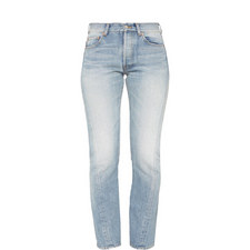Twisted Leg Jeans