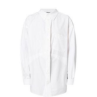 V Split Shirt