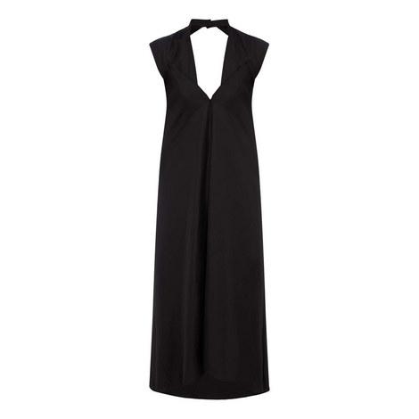 Open Midi Dress, ${color}