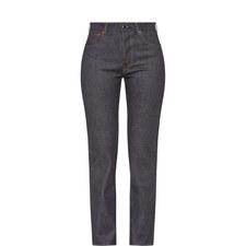 Twist Stitch Jeans
