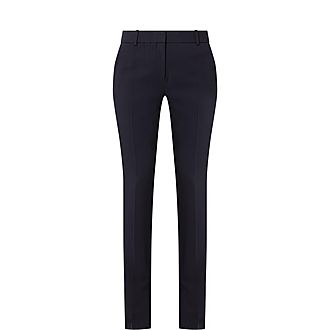 Split Ankle Trousers