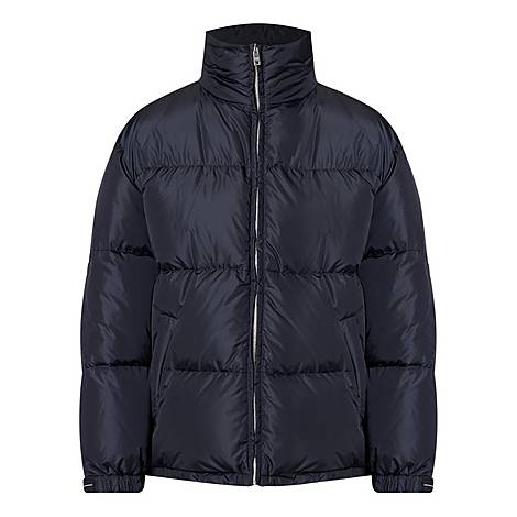 Belted Puffa Jacket, ${color}