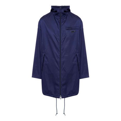 Hooded Midi Jacket, ${color}