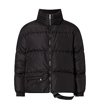 Fanny Pack Detail Jacket