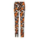 Floral Print Trousers, ${color}