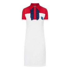 Logo Polo Dress