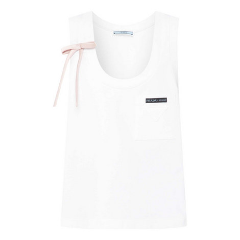 Bow Detail Tank Top, ${color}