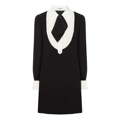 Double Georgette Dress, ${color}