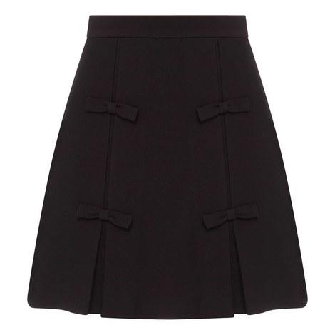 Cady Bow Skirt, ${color}