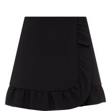 Ruffle Cady Skirt