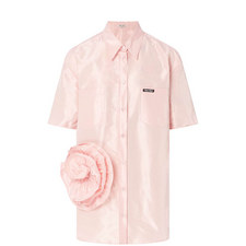 Flower Detail Shirt