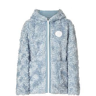 Shearling Puffa Jacket