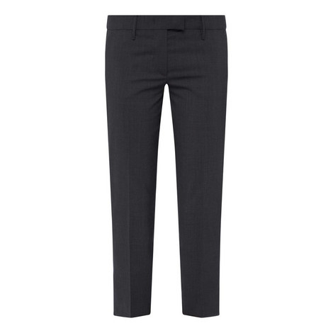 Zip Cuff Trousers, ${color}