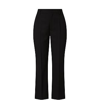 Tapered Slim Trousers