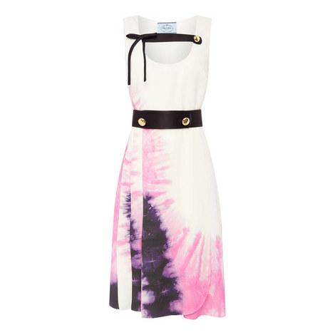 Tie Dye Mini Dress, ${color}