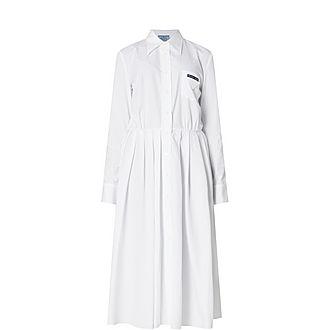 Chemisier Shirt Dress