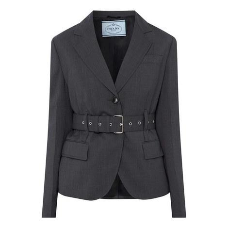 Belted Jacket, ${color}