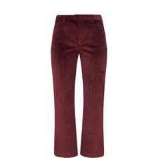 Velvet Corduroy Trousers