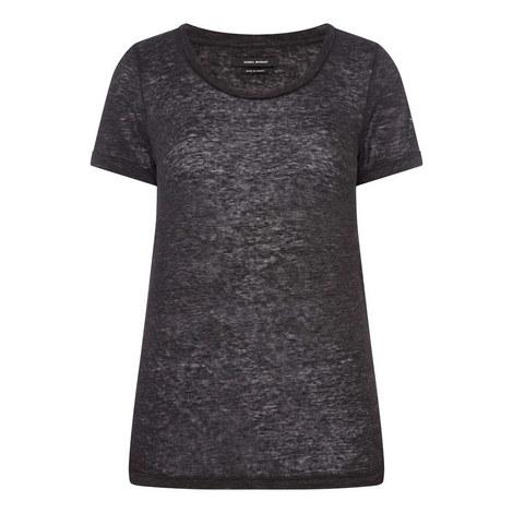 Vika Linen T-Shirt, ${color}