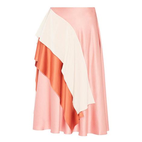 Draped Mahria Skirt, ${color}
