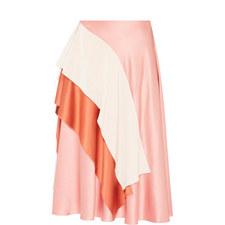 Draped Mahria Skirt