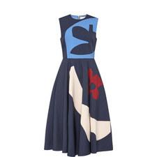 Kerama Print Dress