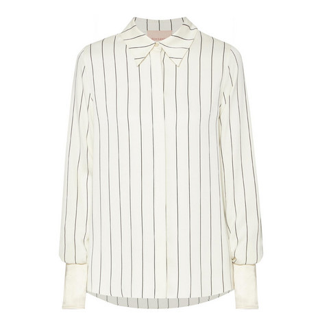Kanika Stripe Shirt, ${color}