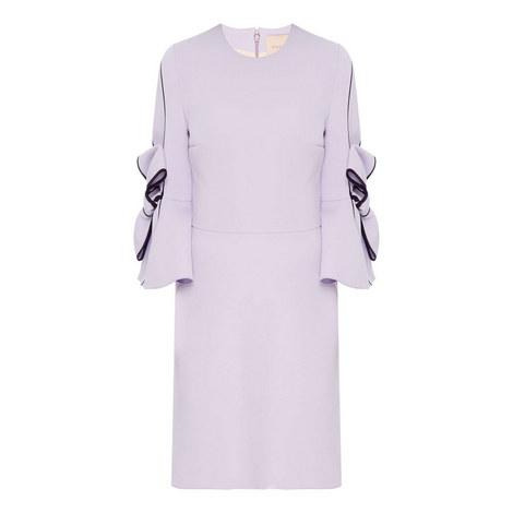 Harlin Bow Sleeve Dress, ${color}