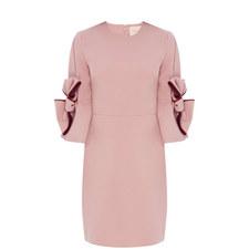Harlin Bow Sleeve Dress