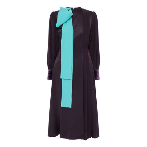 Sanetti Long Sleeve Dress, ${color}