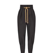 Larson Rope Belt Trousers