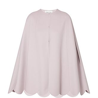 Scalloped Cape