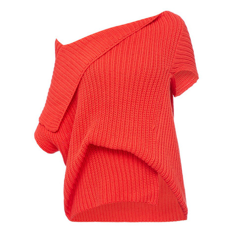 Moran Asymmetrical Sweater, ${color}