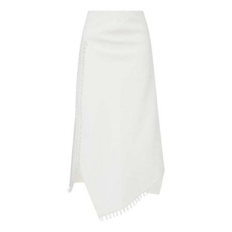 Douglas Trim A-Line Skirt, ${color}