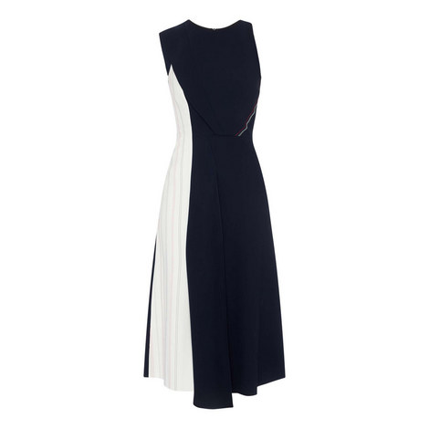 Felton Panel Dress, ${color}